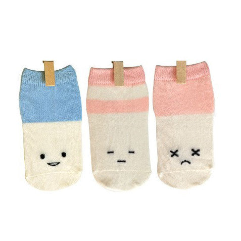 Petites Pattes Baby Socks Gift Box | Quirky Baby Gifts | Collett and Holder Gifted Living