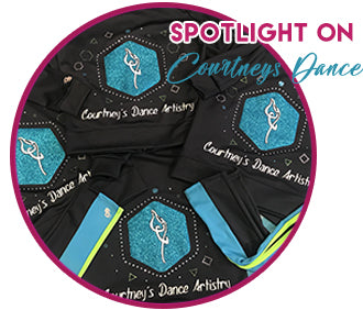 Customer Spotlight: Courtney's Dance