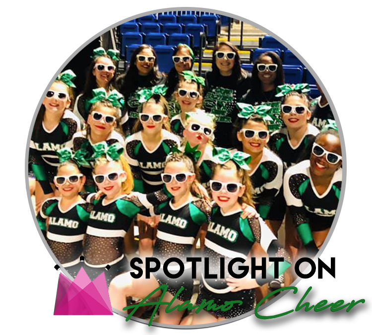 SPOTLIGHT ON Alamo All-Star Cheer: An Interview with Jessica Ramirez