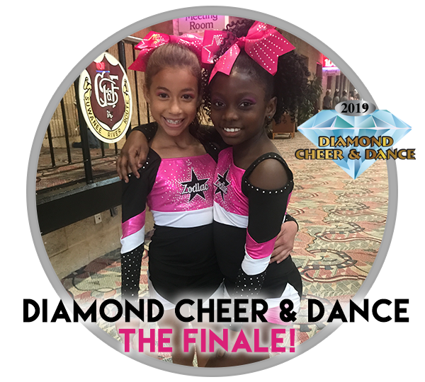 GlitterStarz had a blast at the Diamond Cheer & Dance Finale!