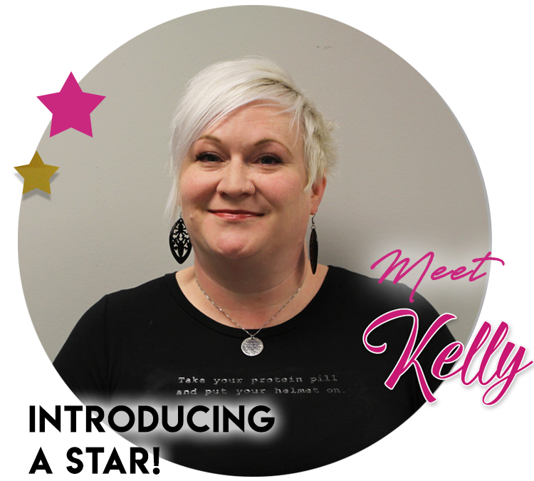Introducing A Star: Meet Kelly