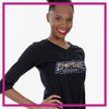 34VNECK-empire-dance-productions-GlitterStarz-rhinestone-vneck-bling-shirts