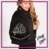 Royal Tumble and Cheer Backpack with Vinyl Logo