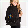 BACKPACK-dancing-through-the-curriculum-glitterstarz-custom-rhinestone-team-bling-bag
