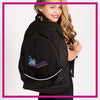 Ignite Rhinestone Backpack with Bling Logo