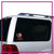 Burbank Fusion Flipstars Bling Clingz Window Decal All in Rhinestones