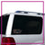 All Star Legacy Bling Clingz Window Decal All in Rhinestones