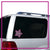 Calvert Allstars Bling Clingz Window Decal All in Rhinestones
