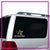 Revolution Athletics Bling Clingz Window Decal All in Rhinestones