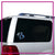 Bay State Allstars Bling Clingz Window Decal All in Rhinestones