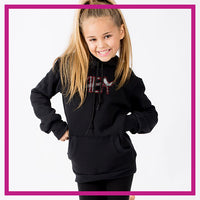 BOYRFRIEND-Hoodie-airborne-elite-GlitterStarz-Custom-Rhinestone-Team-Apparel