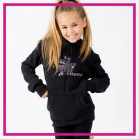BOYRFRIEND-Hoodie-all-star-xtreme-GlitterStarz-Custom-Rhinestone-Team-Apparel