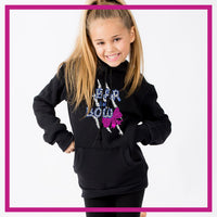 BOYRFRIEND-Hoodie-fear-the-bow-GlitterStarz-Custom-Rhinestone-Team-Apparel
