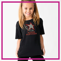 Basic-Tshirt-Burbank-Flipstars-glitterstarz-custom-rhinestone-bling-shirts-and-apparel