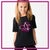 MOT Allstars Bling Basic Tee with Rhinestone Logo