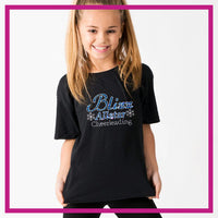 Basic-Tshirt-blizz-allstar-cheerleading-glitterstarz-custom-rhinestone-bling-shirts-and-apparel