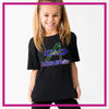 Basic-Tshirt-infinity-athletics-glitterstarz-custom-rhinestone-bling-shirts-and-apparel