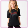 Basic-Tshirt-spirit-explosion-script--glitterstarz-custom-rhinestone-bling-shirts-and-apparel