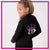 212 Elite Cheer Cadet Jacket with Rhinestone Logo