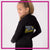 Rock Solid Academy Bling Cadet Jacket with Rhinestone Logo