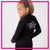 All Star Xtreme Bling Cadet Jacket with Rhinestone Logo