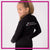 Dance Dynamics Bling Cadet Jacket with Rhinestone Logo