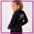 Melissa Marie School of Dance Bling Cadet Jacket with Rhinestone Logo
