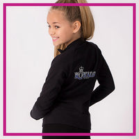 CADET-JACKET-midwest-royals-glitterstarz-custom-rhinestone-bling-team-apparel