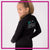 Next Generation Dance Center Bling Cadet Jacket with Rhinestone Logo