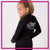 Synergy Athletics Allstars Bling Cadet Jacket with Rhinestone Logo