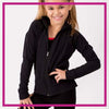 CADETJACKET-FRONT-take-the-floor-dance-academy-glitterstarz-custom-rhinestone-jacket-with-bling-logos