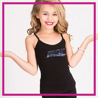 CAMI-TANK-arkansas-cheer-elite-custom-rhinestone-bling-tank-tops-rhinestone-logo