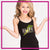 SODC Elite Dance Infusion Bling Cami Tank Top with Rhinestone Logo