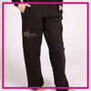 COMFY-SWEATS-Hot-Topic-GlitterStarz-Custom-Rhinestone-Bling-Sweatpants-for-Cheerleading-and-Dance