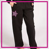 COMFY-SWEATS-calvert-allstars-GlitterStarz-Custom-Rhinestone-Bling-Sweatpants-for-Cheerleading-and-Dance