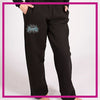 CYSC Elite Force Bling Comfy Sweats with Rhinestone Logo