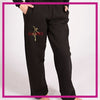 COMFY-SWEATS-dance-express-GlitterStarz-Custom-Rhinestone-Bling-Sweatpants-for-Cheerleading-and-Dance