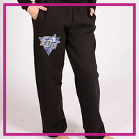 COMFY-SWEATS-empire-dance-productions-GlitterStarz-Custom-Rhinestone-Bling-Sweatpants-for-Cheerleading-and-Dance