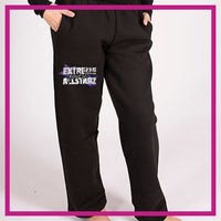 COMFY-SWEATS-extreme-spirit-allstarz-GlitterStarz-Custom-Rhinestone-Bling-Sweatpants-for-Cheerleading-and-Dance