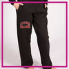 COMFY-SWEATS-mias-elite-school-of-dance-GlitterStarz-Custom-Rhinestone-Bling-Sweatpants-for-Cheerleading-and-Dance