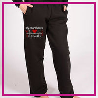 COMFY-SWEATS-my-heart-beats-in-8-counts-GlitterStarz-Custom-Rhinestone-Bling-Sweatpants-for-Cheerleading-and-Dance