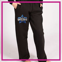 COMFY-SWEATS-oklahoma-outlaws-GlitterStarz-Custom-Rhinestone-Bling-Sweatpants-for-Cheerleading-and-Dance