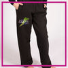 COMFY-SWEATS-steppin-out-dance-center-GlitterStarz-Custom-Rhinestone-Bling-Sweatpants-for-Cheerleading-and-Dance