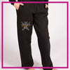 COMFY-SWEATS-world-class-allstars-GlitterStarz-Custom-Rhinestone-Bling-Sweatpants-for-Cheerleading-and-Dance