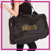 DUFFEL-BAG-angel-elite-allstars-GlitterStarz-Custom-Rhinestone-Bag-With-Bling-Team-Logo