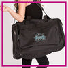 CYSC Elite Force Bling Duffel Bag with Rhinestone Logo