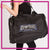 Empire Dance Productions Duffel Bag with Rhinestone Logo