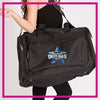 DUFFEL-BAG-oklahoma-outlaws-GlitterStarz-Custom-Rhinestone-Bag-With-Bling-Team-Logo