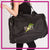 SODC Elite Dance Infusion Bling Duffel Bag with Rhinestone Logo