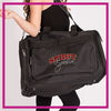 DUFFEL-BAG-spirit-explosion-script--GlitterStarz-Custom-Rhinestone-Bag-With-Bling-Team-Logo